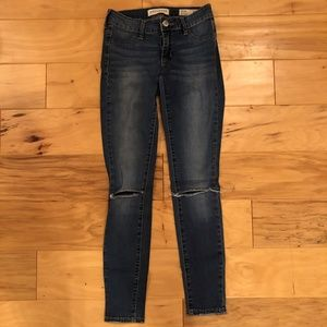 Bullhead jeans Low Rise Jegging 23 Short